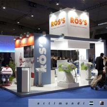 Cosmobelleza 2012 - Röss's. Un proyecto de Diseño, Publicidad, Instalaciones y Desarrollo de software de Actimundi - Agencia de Marketing y Comunicación - 26.11.2012