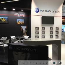 SITC 2012 - Eurovacances. Un proyecto de Diseño, Publicidad e Instalaciones de Actimundi - Agencia de Marketing y Comunicación - 26.11.2012