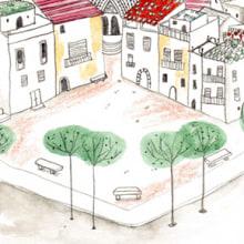 Editorial Barcanova. Un proyecto de Ilustración de Meri Hernández - 30.11.2012