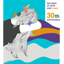 The Dream Syndicate poster. Un proyecto de Ilustración de Estibaliz Hernández de Miguel - 02.12.2012