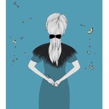 Carteles varios. Un proyecto de Ilustración de Estibaliz Hernández de Miguel - 02.12.2012
