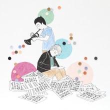 Kireei Magazine. Un proyecto de Ilustración de Estibaliz Hernández de Miguel - 02.12.2012