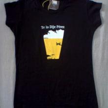 Camisetas originales . Un projet de Design  , et Publicité de Miriam Godoy Pérez - 08.12.2012
