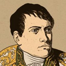 Napoleón Bonaparte. Un projet de Illustration de Nicolás Castell - 09.12.2012