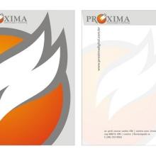 ID. CORPORATIVA - Marcas, papelería y branding.. Un projet de Design , Illustration , et Publicité de Vicky Anne Crespo - 31.10.2013