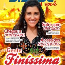 REVISTA -  SIDESC. Un projet de Design  , et Publicité de Vicky Anne Crespo - 30.06.2013