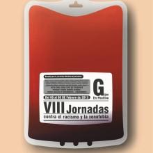VII Concurso de Cartel y Eslogan contra el racismo y la xenofobia. Un proyecto de Diseño, Ilustración y Publicidad de Alejandro Mazuelas Kamiruaga - 06.02.2013