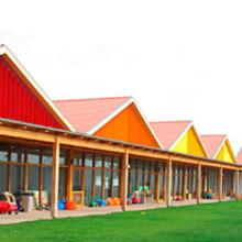 Escuela Infantil Garabatos. Um projeto de  de Marcos Cabañas - 24.01.2011