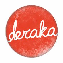 DERAKA. Un proyecto de Diseño y Publicidad de Alejandro Mazuelas Kamiruaga - 28.01.2013