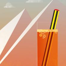 Beguda de pobre. Un proyecto de Diseño, Ilustración y Publicidad de Alejandro Mazuelas Kamiruaga - 28.03.2013
