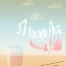 II Concursu Pinchu Maria Luisa, ¡Salada!. Un proyecto de Diseño, Ilustración y Publicidad de Alejandro Mazuelas Kamiruaga - 19.02.2013
