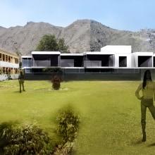 Lima. Un proyecto de 3D e Instalaciones de Alejandro Mazuelas Kamiruaga - 09.03.2013