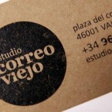 logo correo viejo. Un proyecto de Diseño de Chary Esteve Vargas - 24.03.2013
