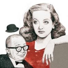 Diccionario de Cinema. Un proyecto de Ilustración de anne - 08.04.2013