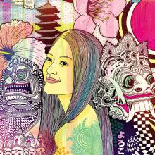 Portada YOROKOBU 40. Un projet de Illustration de Eduardo Bertone - 04.05.2013
