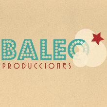 Producciones Baleo. Un proyecto de  de Judith Cebrián de Pedro - 12.05.2013