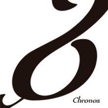 Tipografía Chronos. Un proyecto de Diseño de Carlos Rasgado - 16.05.2013