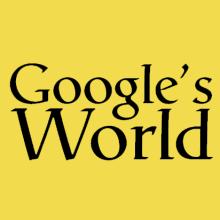 Google's World. Um projeto de Ilustração de Alejo Malia - 27.05.2013