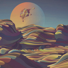 The Traveller. A Design & Illustration project by Cristian Eres - 05.28.2013