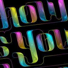 Offf & Showusyourtype 2013. Un proyecto de Diseño e Ilustración de Baimu Studio - 11.06.2013