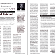 Maquetación revista técnica. Un progetto di Design di Mercedes Campo Andreu - 27.07.2013