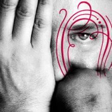 HERIDA · Artist Portfolio Design. Un proyecto de Diseño, Ilustración, Dirección de arte, Br, ing e Identidad, Gestión del diseño, Diseño editorial, Bellas Artes y Diseño gráfico de Mapy D.H. - 19.07.2013