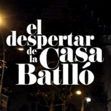 EL DESPERTAR DE LA CASA BATLLÓ. A Design, Motion Graphics, Installations, and 3D project by Joan Molins - 09.07.2013