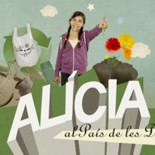 ALÍCIA AL PAÍS DE LES DEIXALLES. A Design, Illustration, and Motion Graphics project by Joan Molins - 09.07.2013