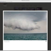 José B. Ruiz Web. Um projeto de Design, Desenvolvimento de software, Fotografia e UI / UX de Estudio Menta - 26.09.2013