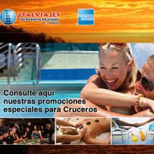 Página Web Italviajes. Un proyecto de Diseño y Publicidad de Joel Astete - 03.10.2013