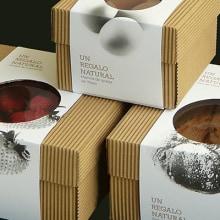 Un regalo natural. A Design project by Adrián Heras - 06.10.2013