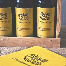 CINQUETERRE. Un proyecto de Diseño de carla cobas - 08.10.2013