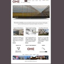 OXE SERVICES - Security & Consulting. Un proyecto de Diseño y Desarrollo de software de Rafael J. Mora Aguilar - 08.10.2013
