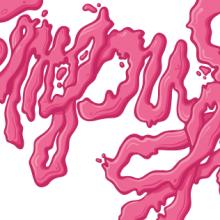 Tempus Fugit Lettering. Un projet de Design  et Illustration de Eneri Mateos - 21.10.2013