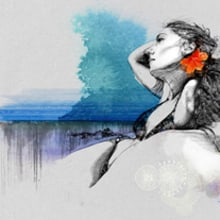 Feliz cumpleaños. Un proyecto de Ilustración de Ana Belén Fernández Álvaro - 24.10.2013