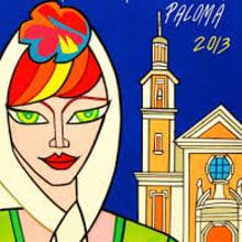 fiestas de san cayetano san lorenzo y la paloma. Un proyecto de Ilustración de Pachucho Madrid - 29.10.2013