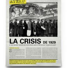 Ayer. Un proyecto de Diseño de Marta Sisón Barrero - 18.11.2013