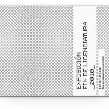 10' Fin de licenciatura. Un proyecto de Diseño de Marta Sisón Barrero - 01.04.2011