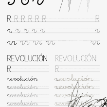 Revolución. Un proyecto de Ilustración de Marta Sisón Barrero - 19.05.2012