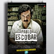 Pablo Escobar. Un proyecto de Publicidad de Marta Sisón Barrero - 19.04.2013