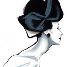 Fashion. Um projeto de Ilustração de Fernando Vicente - 24.11.2013