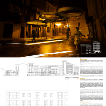 SoundWich. Un proyecto de Diseño, Instalaciones y 3D de Alejandro Mazuelas Kamiruaga - 13.12.2013