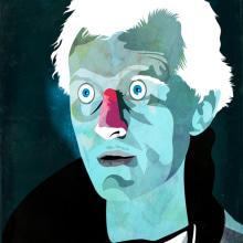 Ilustraciones inspiradas en el cine . Um projeto de Ilustração de Alvaro Tapia Hidalgo - 01.01.2014