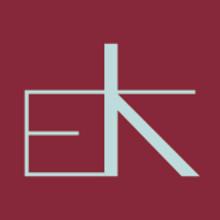 EK - Diseño gráfico y web. Un projet de Design  de Erika Aguilar - 06.01.2014