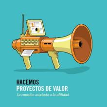 NEO Campaña Interna. Um projeto de Ilustração de Mᴧuco Sosᴧ - 07.01.2014