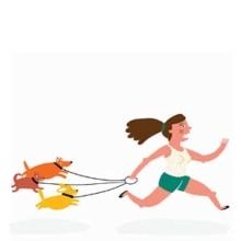 Run Run - Album ilustrado. A Illustration project by ana seixas - 06.30.2013
