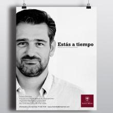 Universidad Tomás Moro. Un proyecto de Publicidad y Diseño de Marta Sisón Barrero - 12.11.2012