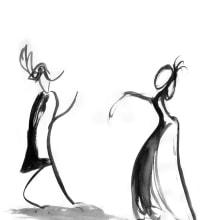Romeo Y Julieta, libro ilustrado. Un projet de Design  et Illustration de Erika Aguilar - 22.12.2013
