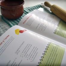 Editorial: El libro de la pizza. Un proyecto de Diseño e Ilustración de Alba Écija - 15.01.2014