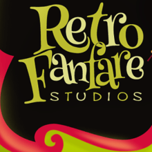 Imagen gráfica para la editorial RetroFanfare ( Canadá). Un proyecto de Diseño, Ilustración, Desarrollo de software e Informática de Hugo Tobío - 22.01.2014